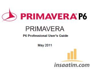 Primavera P6 v8.1 Professional Users Guide