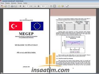 Muhasebe ve Finansman (Piyasaları İzlemek)
