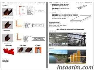 Çelik Yapılar 1 Ders Notları