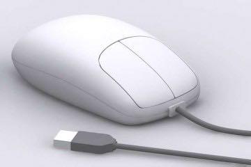 Mouse Çizimi