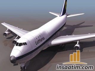 Özel Uçak Çizimi 2
