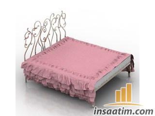 Yatak Çizimi - 3D Model