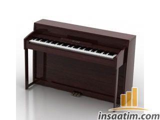 Piyano Çizimi - 3D Model
