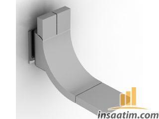 Lavabo Bataryası Çizimi - 3D Model