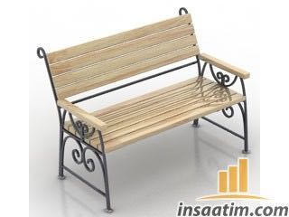 Bank Çizimi - 3D Model