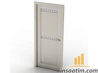 Kapı Çizimi - 3D Model