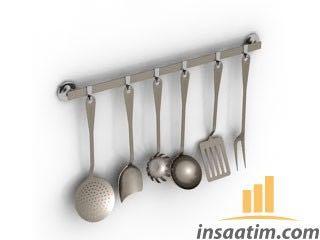 Mutfak Seti Çizimi -3D model