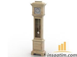 Saat Çizimi - 3D Model