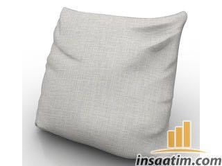 Yastık Çizimi - 3D Model