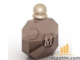 Parfüm Şişesi Çizimi - 3D Model
