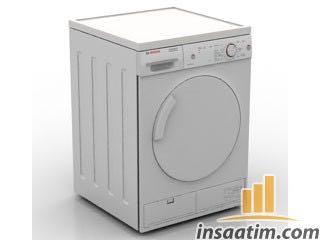 Çamaşır Kurutma Makinesı Çizimi - 3D Model