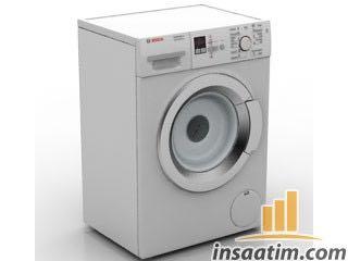 Çamaşır Makinesı Çizimi - 3D Model