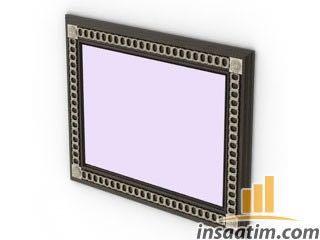 Ayna Çizimi - 3D Model