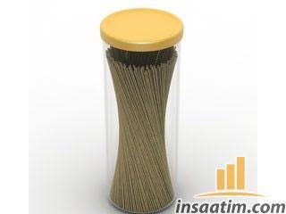 Spagetti Çizimi - 3D Model