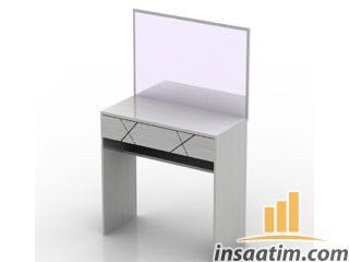 Tuvalet Masası Çizimi - 3D Model