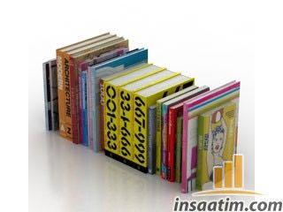 Kitap Çizimi - 3D Model