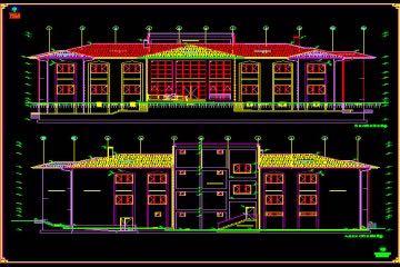 Mimari Sağlık Ocağı Projesi