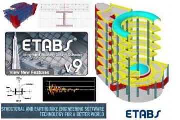 ETABS ile Çelik Yapıların Optimize Edilerek Modellenmesi ve Boyutlandırılması