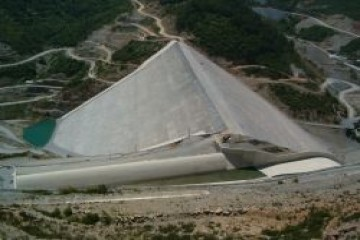 Dim Barajı ve Hidroelektrik Santrali