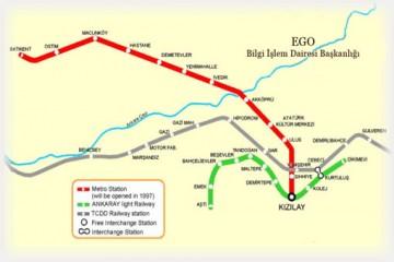 Ulaştırma Stajı - Metro İnşaatı