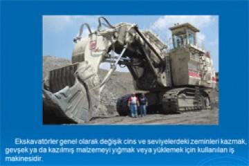 İnşaat İş Makineleri (Resimli Sunum)