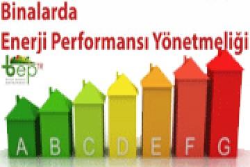 Binalarda Enerji Performansı Yönetmeliği - 2010