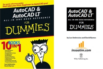 AutoCAD and AutoCAD LT All in One Desk Reference for Dummies
