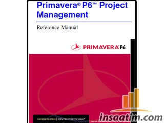Primavera P6 Project Management Reference Manual