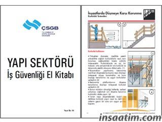 Yapı Sektörü İş Güvenliği El Kitabı