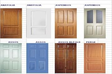 Kapılar ve Kapı Parçaları Notu