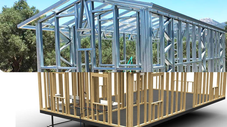 Hafif Çelik Yapıların Geleneksel Ahşap Yapılar ile Benzerlikleri