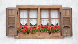 Ahşap Pencereler