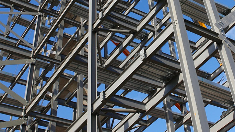 Çelik İskelet Yapıların Mimari Tasarımı