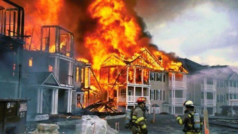 Çelik Yapıların Yangına Karşı Korunması