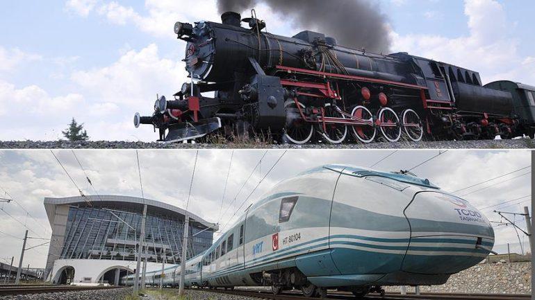 Kuruluşundan Bugüne Devlet Demiryolları