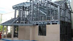Çelik Hafif Taşıyıcı Sistemlerin Konut Yapımında Kullanılması