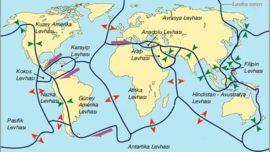 Levha Tektoniği Kuramı…