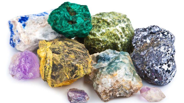 Önemli Mineraller ve Ülkemizde İşletilen Madenler…