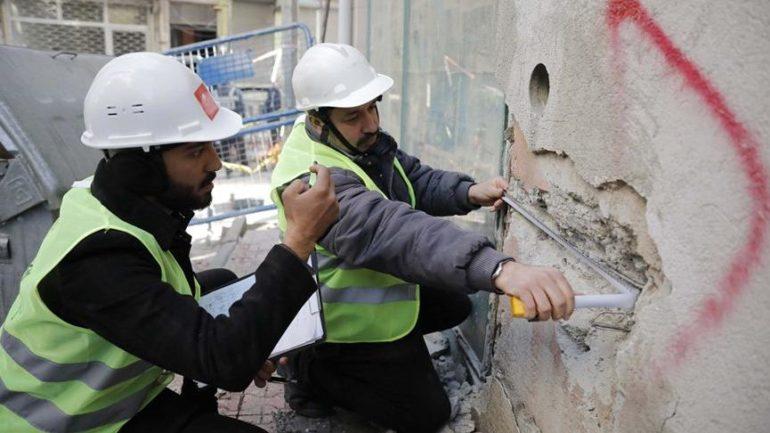 Yapılarda Deprem Sonrası Hasar Belirlenmesi, Onarım ve Güçlendirme Yöntemleri