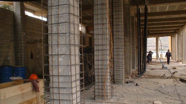 Betonarme Kolonların Güçlendirmesi