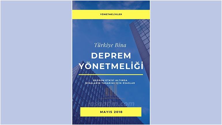 Türkiye Bina Deprem Yönetmeliği – 2018